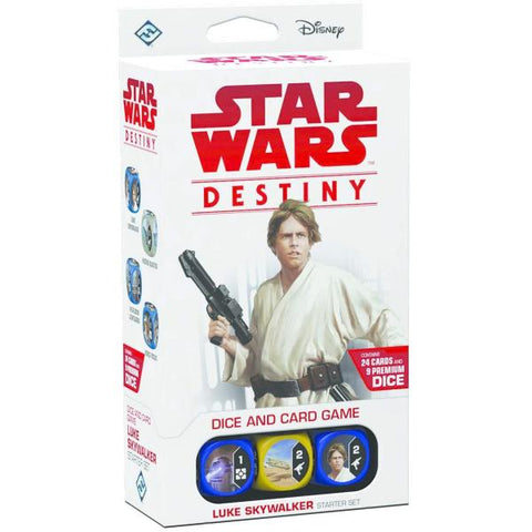 Star Wars: Destiny - Luke Skywalker Starter Set [Card Game, 2 Players]