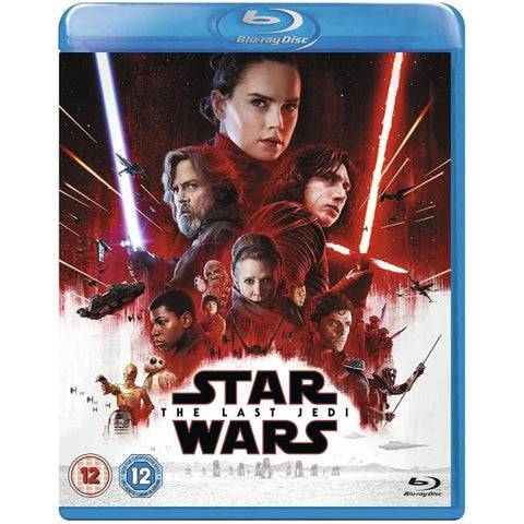 Star Wars: Episode VIII - The Last Jedi [Blu-ray]