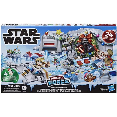 Star Wars Micro Force Advent Calender [Toys, Ages 4+]