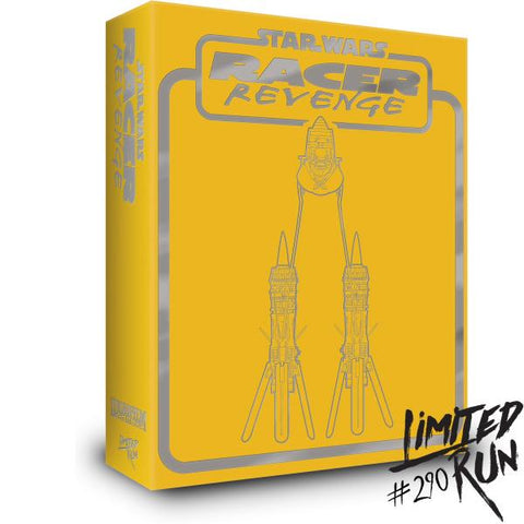 Star Wars: Racer Revenge - Premium Edition - Limited Run #290 [PlayStation 4]