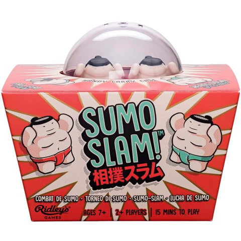 Sumo Slam! [Board Game, 2+ Players]