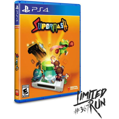 SuperMash - Limited Run #367 [PlayStation 4]