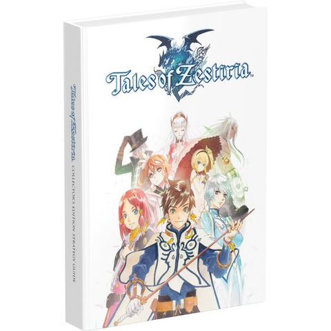 Tales of Zestiria: Prima Collector's Edition Strategy Guide [Strategy Guide]