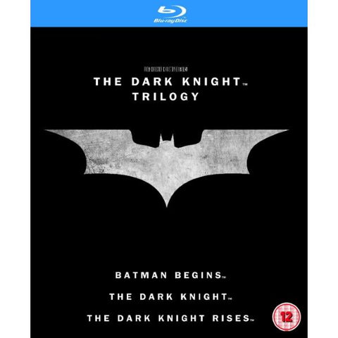 The Dark Knight Trilogy [Blu-Ray Box Set]