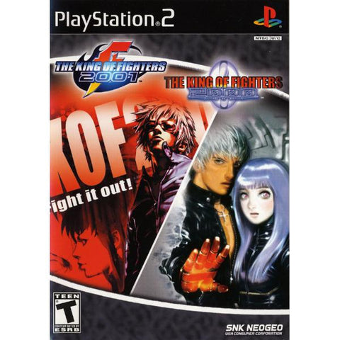The King of Fighters 2000/2001 [PlayStation 2]
