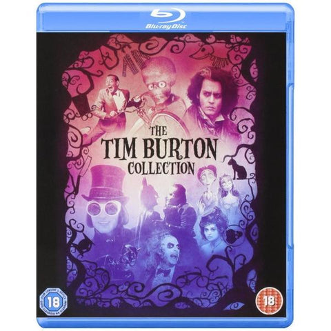 The Tim Burton Collection [Blu-Ray Box Set]