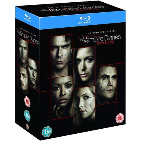 The Vampire Diaries: The Complete Series - Seasons 1-8 [Blu-Ray Box Set]