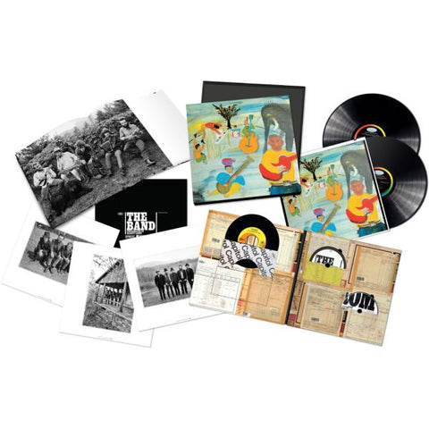 The Band - Music From Big Pink 50th Anniversary Super Deluxe Edition Box Set [Audio Vinyl + CD]