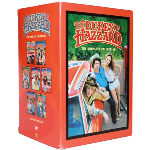 The Dukes of Hazzard: The Complete Collection - Seasons 1-7 [DVD Box Set]