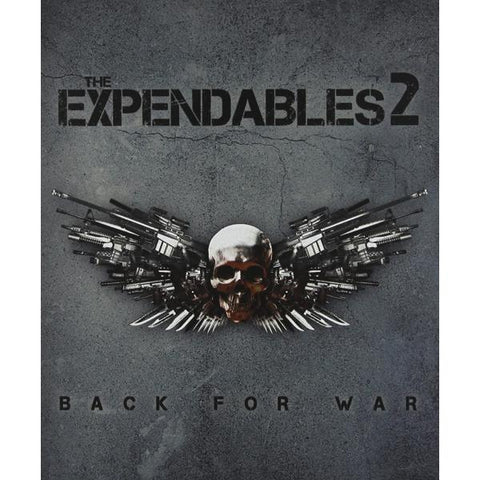 The Expendables 2 - Limited Edition SteelBook [Blu-ray]