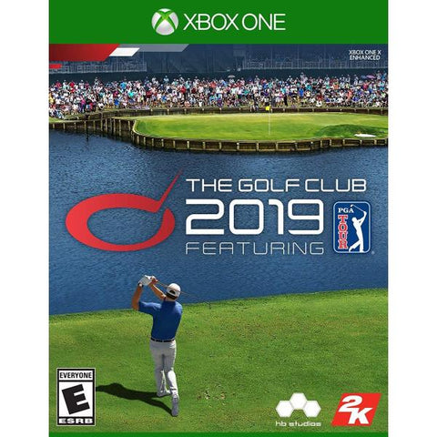 The Golf Club 2019 Featuring PGA Tour [Xbox One]