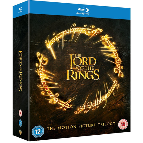 The Lord of the Rings: The Motion Picture Trilogy [Blu-ray Box Set]