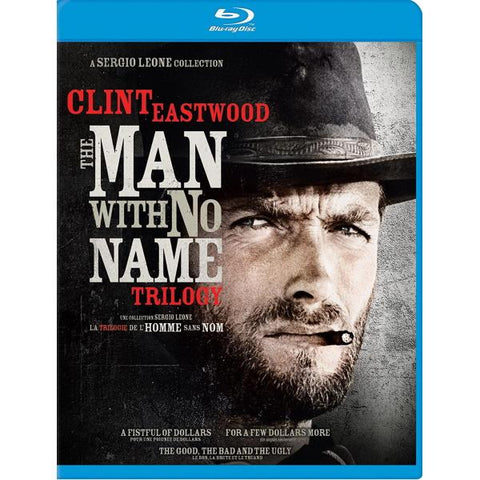 The Man With No Name Trilogy [Blu-Ray Box Set]