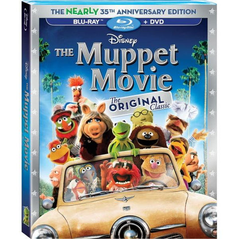 The Muppet Movie: The Nearly 35th Anniversary Edition [Blu-ray + DVD]