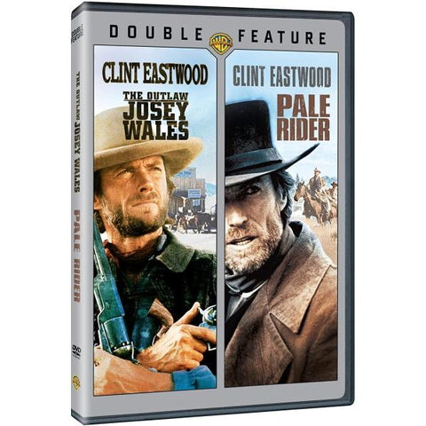 The Outlaw Josey Wales / Pale Rider [DVD Box Set]