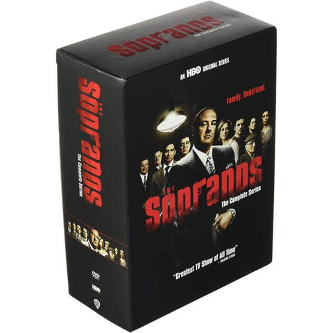 The Sopranos: The Complete Series - Seasons 1-6 [DVD Box Set]