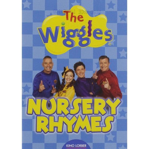 The Wiggles: Nursery Rhymes [DVD]