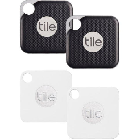 Tile Pro / Tile Mate Bluetooth Trackers - 4 Pack [Electronics]