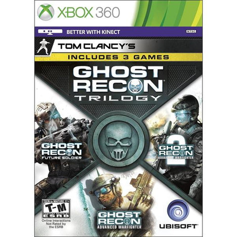 Tom Clancy's Ghost Recon Trilogy [Xbox 360]
