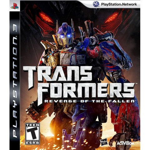 Transformers: Revenge of the Fallen [PlayStation 3]