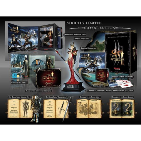 Two Worlds II - Royal Collectors Edition [Mac & PC]