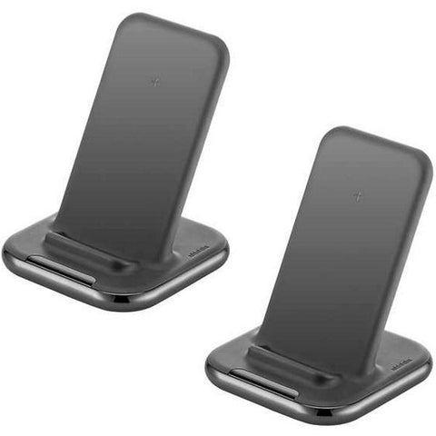 Ubio Labs Shadow Fast Wireless Charging Stand - 2-Pack [Electronics]