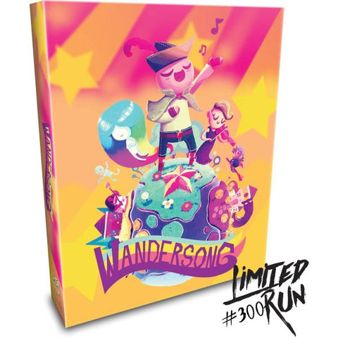 Wandersong - Pop-Up Edition - Limited Run #049 [PlayStation 4]