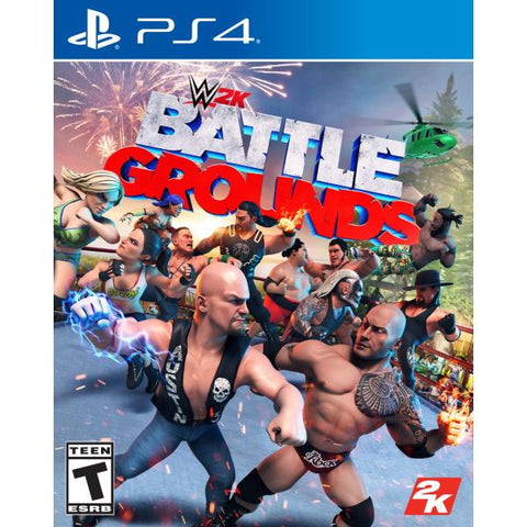WWE 2K Battlegrounds [PlayStation 4]