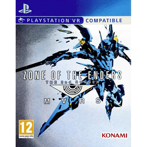 Zone of the Enders: The 2nd Runner MARS [PlayStation 4 - VR Mode Included]