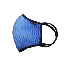 Load image into Gallery viewer, Reusable 5 Layer 100% Cotton Mesh Face Mask with PM2.5 Filter (Included)-Available in 5 Colours