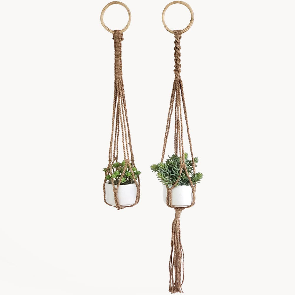 Load image into Gallery viewer, Plant Hanger - Seta (Set of 2)