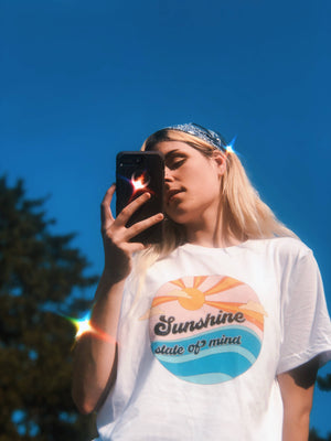 Sunshine State of Mind Graphic Tee