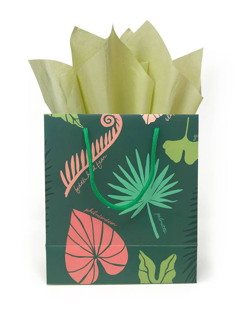 Leaves Gift Bag