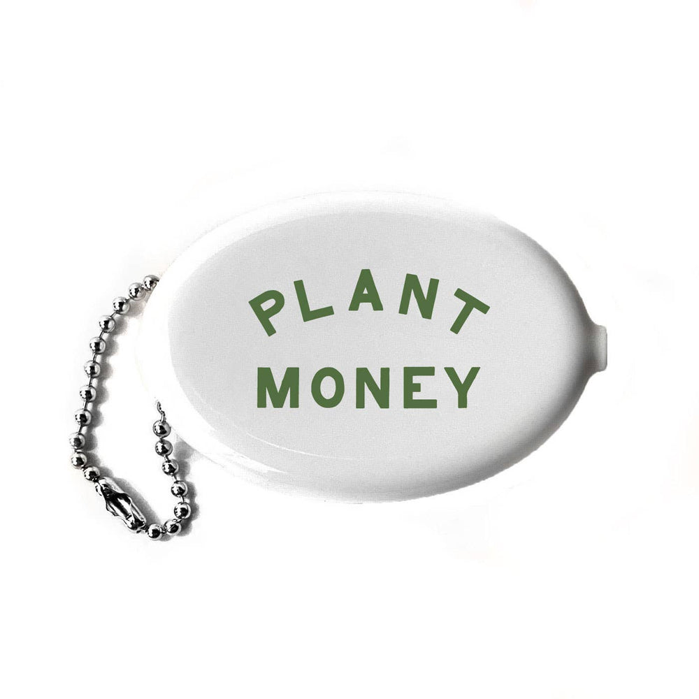 Coin Pouch - Plant Money