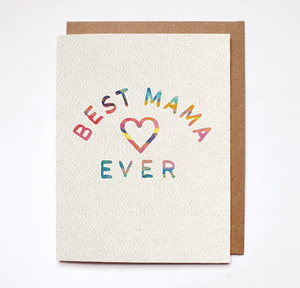 Load image into Gallery viewer, Best Mama Card