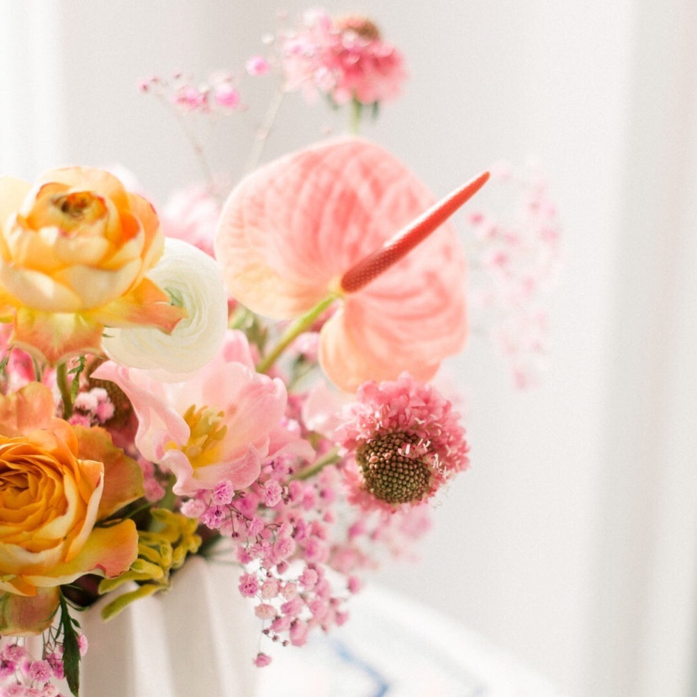 Weekly Floral Delivery - With or Without Vase