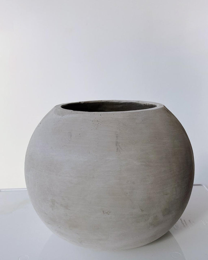 Load image into Gallery viewer, Cement Bubble Bowl
