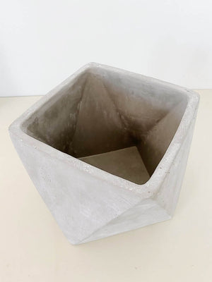 Load image into Gallery viewer, Concrete Geometric Vase