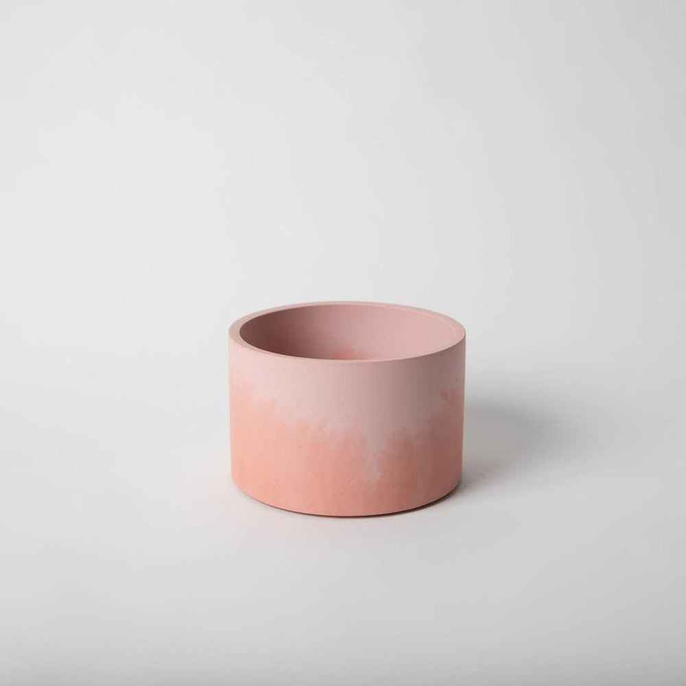 "Load image into Gallery viewer, 5"" Concrete Vessels - Pink/Coral"