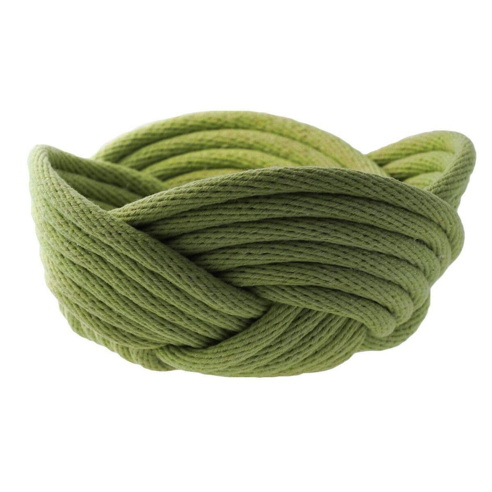 Load image into Gallery viewer, Small Weave Bowl - Olive