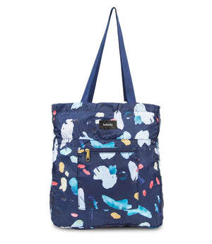 Kaleido Concepts - Navy Tidal Packable Everyday Shopper Tote
