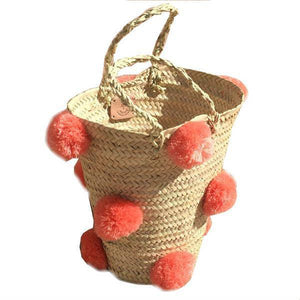 atelierBOEMIA - Othello Pompom Basket