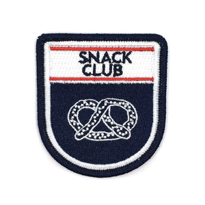Secret Club Patch - Snack Club
