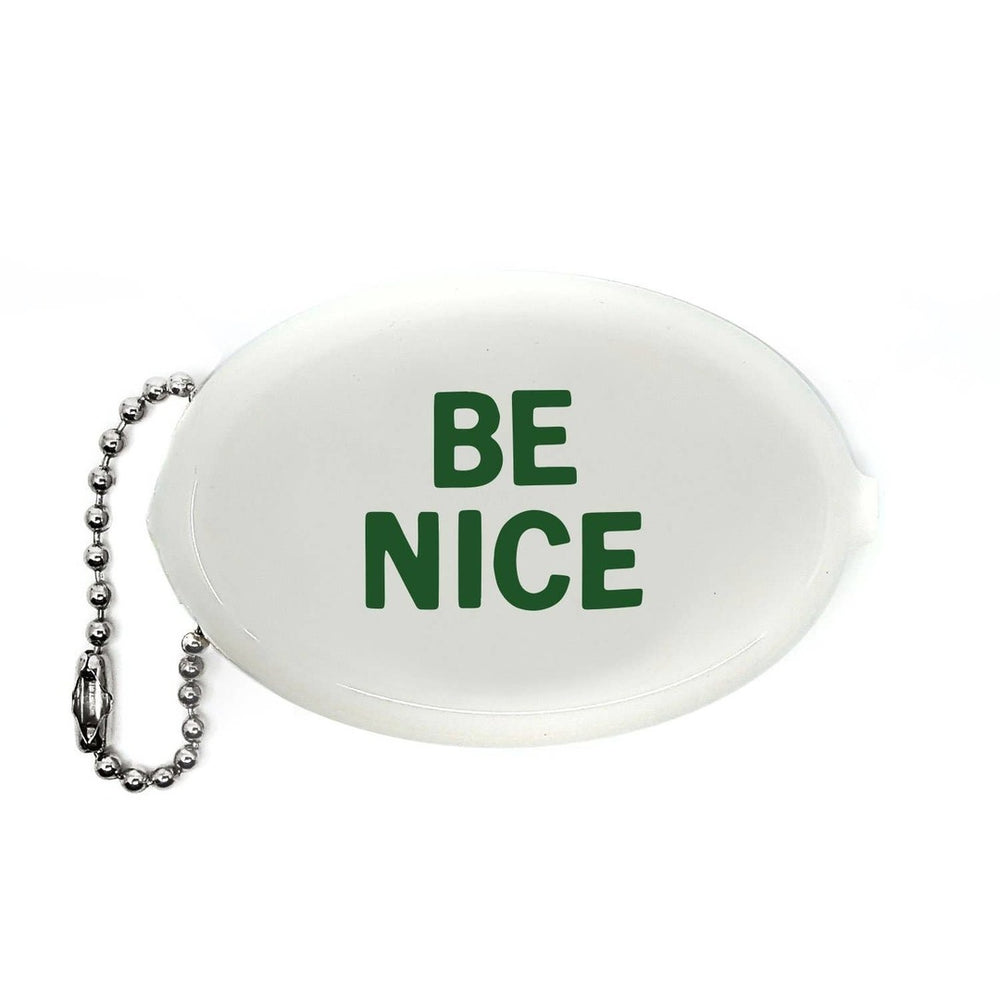 Coin Pouch - Be Nice