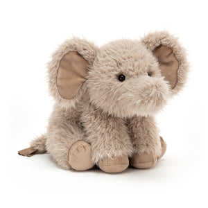 Load image into Gallery viewer, Curvie Elephant - Jellycat Plush