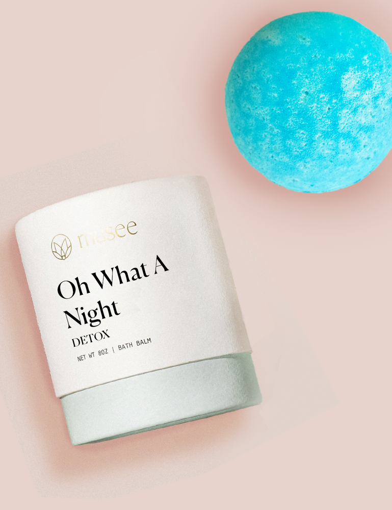 Oh What a Night - Boxed Bath Balm