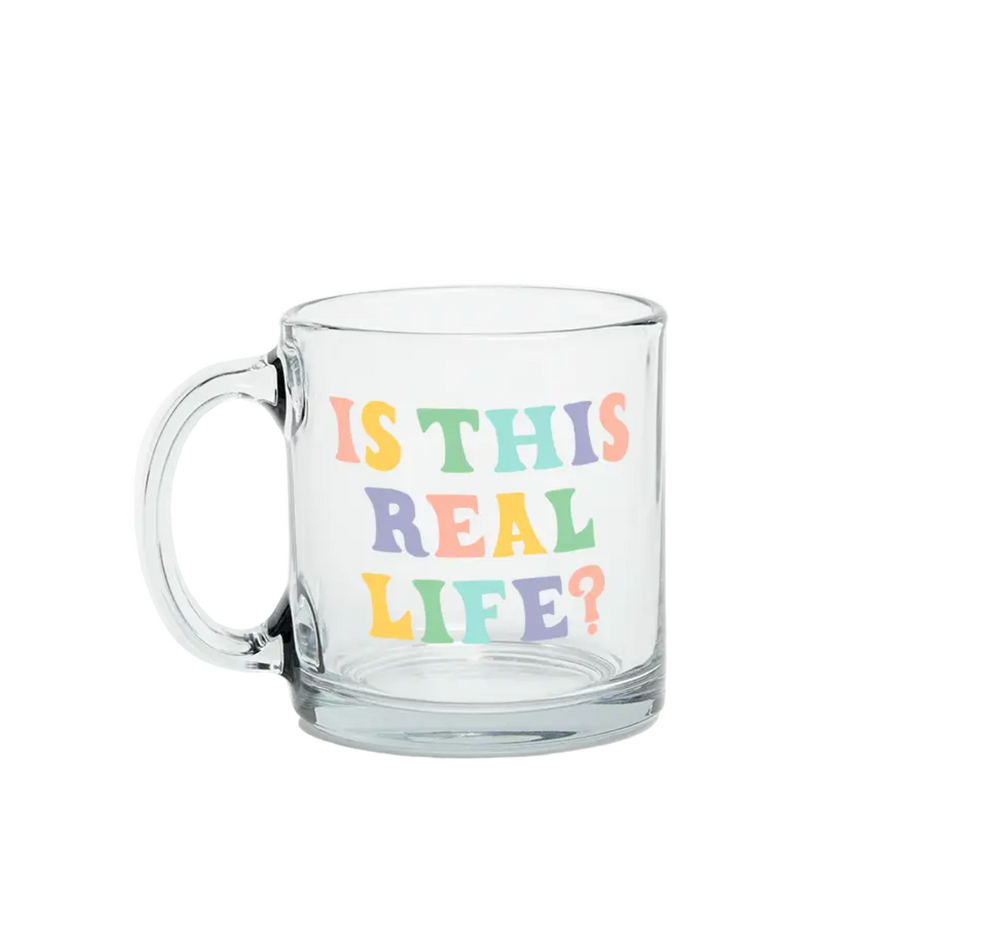 Glass Mugs - Is This Real Life?