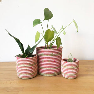 Load image into Gallery viewer, Muyaga Basket Planters
