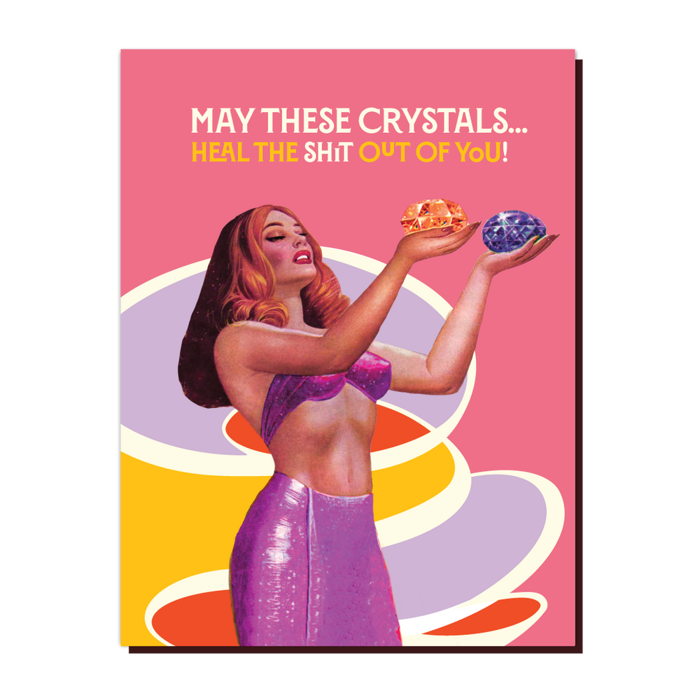 Load image into Gallery viewer, !  CRYSTAL HEAL