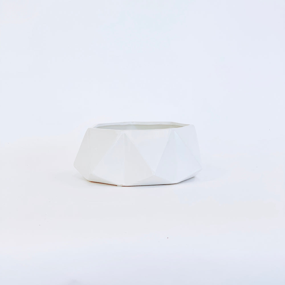"Dell Bowl 9"" - White Matte"